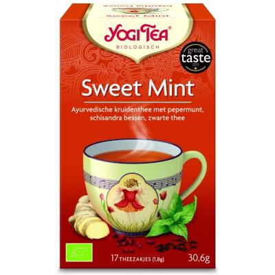 Yogi Tea Sweet Mint