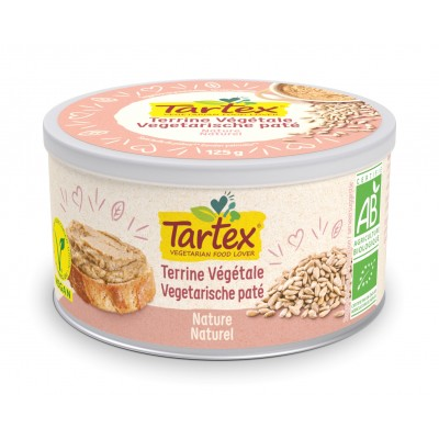 Tartex Paté Naturel