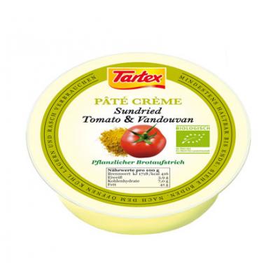 Tartex Pate Zongedroogde Tomaten & Vandouvan