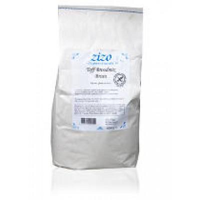 Zizo Teff Broodmix Bruin 5 kilo