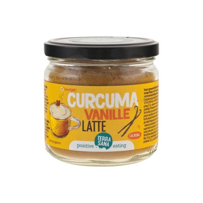 Terrasana Curcuma Vanilla Latte
