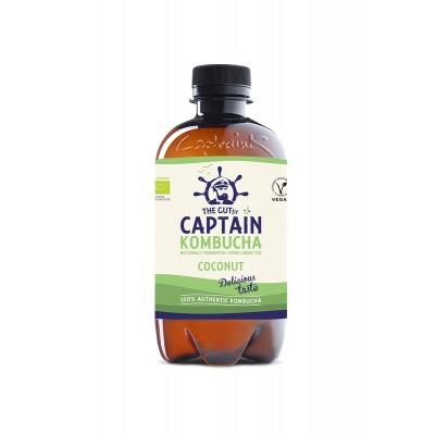 Captain Kombucha Kombucha Coconut