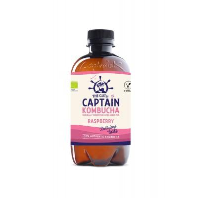 Captain Kombucha Kombucha Raspberry