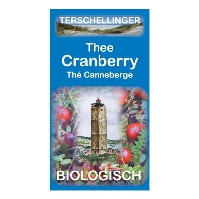 Terschellinger Thee Cranberry Biologisch