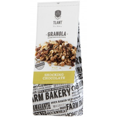 TLANT Granola Shocking Chocolate