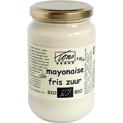 Tons Mayonaise Fris Zuur