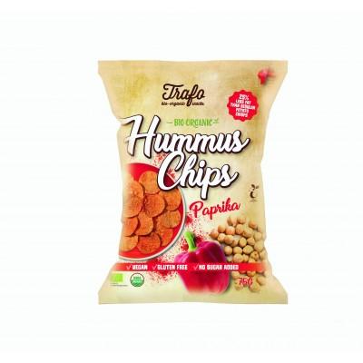 Trafo Hummus Chips Paprika