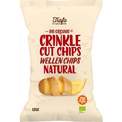 Trafo Ribbel Chips Naturel