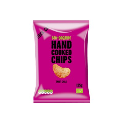 Trafo Handcooked Chips Sweet Chilli