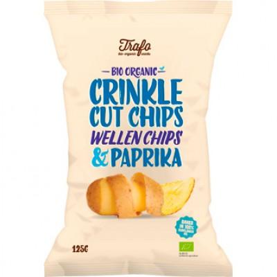 Trafo Ribbel Chips Paprika