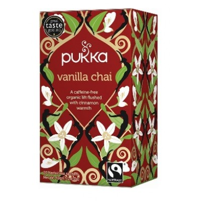 Pukka Vanilla Chai Thee