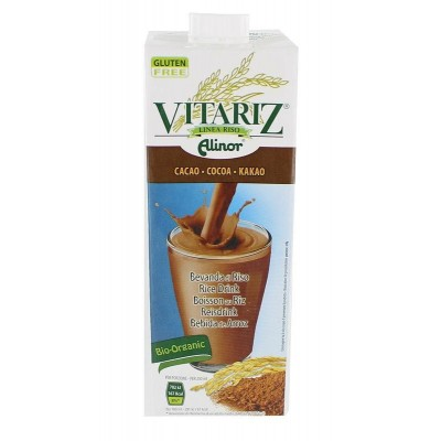 Vitariz Rijstdrink Chocolade