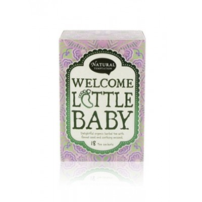 Natural Temptation Welcome Little Baby Thee