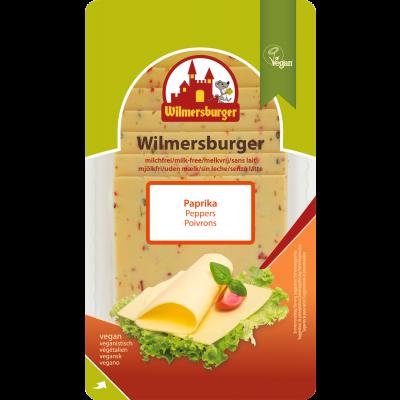 Wilmersburger Plakjes Kaas Paprika