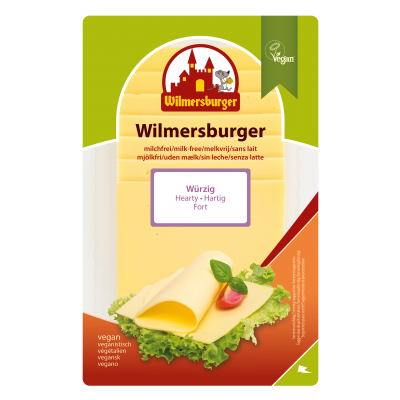 Wilmersburger Plakjes Kaas Hartig