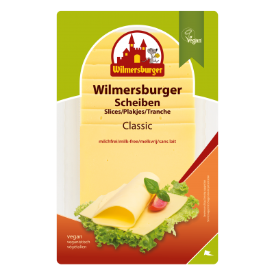 Wilmerburger Plakjes Kaas Classic