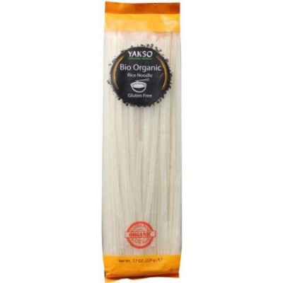 Yakso Witte Rijst Noodles