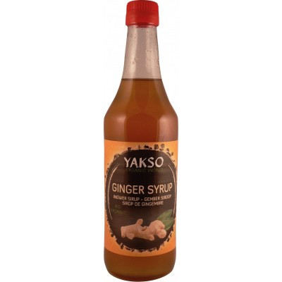 Yakso Gembersiroop 480 ml