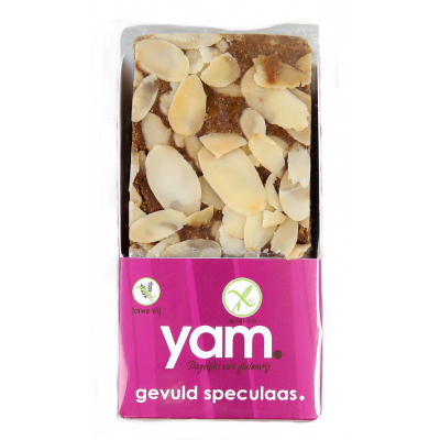 Yam Gevuld Speculaas