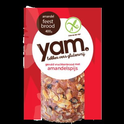 Yam Feestbrood Met Amandelspijs (Vers)