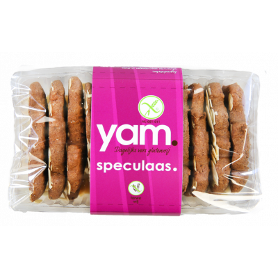 Yam Speculaas