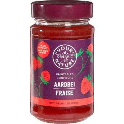 Your Organic Nature Aardbeien Fruitbeleg