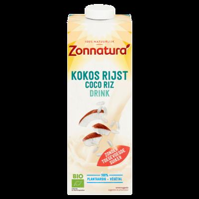 Zonnatura Kokos Rijstdrink
