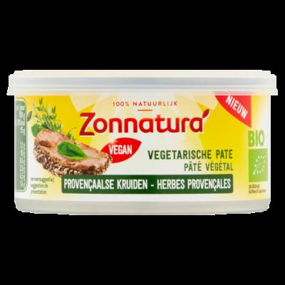 Zonnatura Vegetarische Pate Provençaalse Kruiden