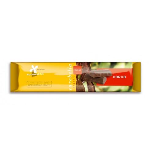 Carobe Tablet Naturel 45 gram van Molenaartje