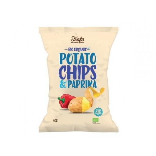 Aardappelchips Paprika Klein van Trafo