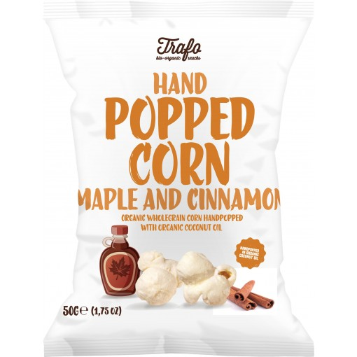 Popcorn Ahorn & Kaneel van Trafo
