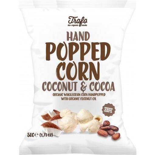 Popcorn Cacao & Kokos van Trafo
