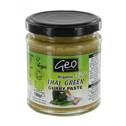 Thai Green Curry Paste van Geo Organics