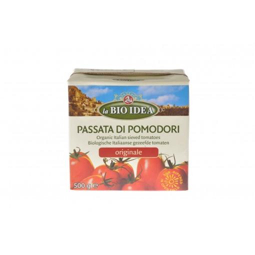 Tomaten Passata 500 gram (pak) van La Bio Idea