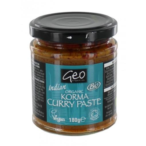 Korma Curry Paste van Geo Organics