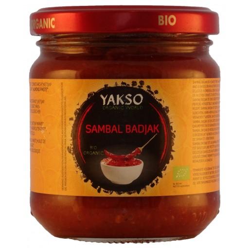 Sambal Badjak van Yakso
