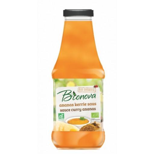 Ananas Kerrie Saus van Bionova