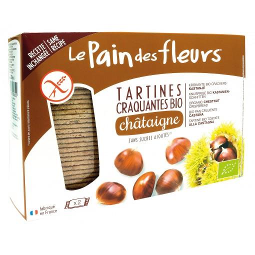 Kastanje Crackers Groot van Le Pain des Fleurs