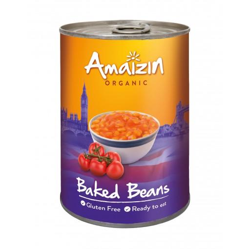 Witte Bonen In Tomatensaus van Amaizin
