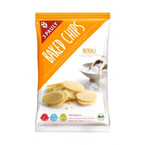 Chips Met Zeezout van 3Pauly