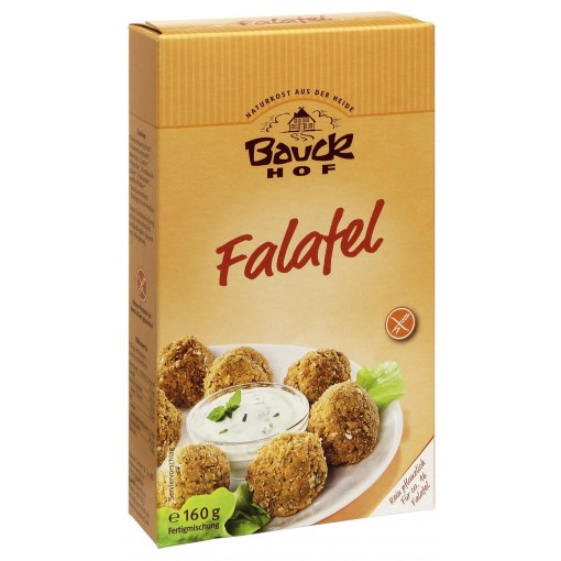 Falafelmix van Bauckhof