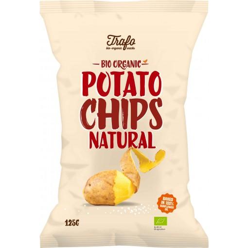 Aardappelchips Naturel van Trafo