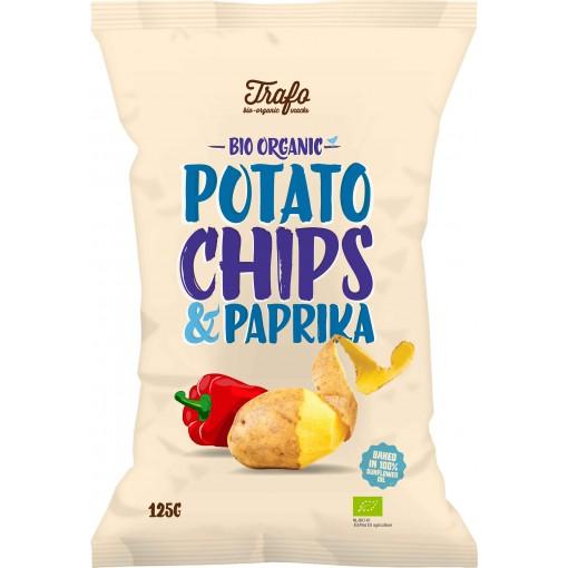 Aardappelchips Paprika van Trafo