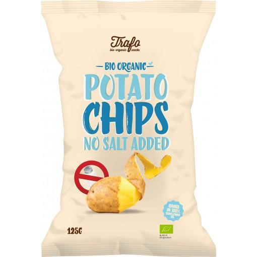 Aardappelchips Zonder Zout van Trafo