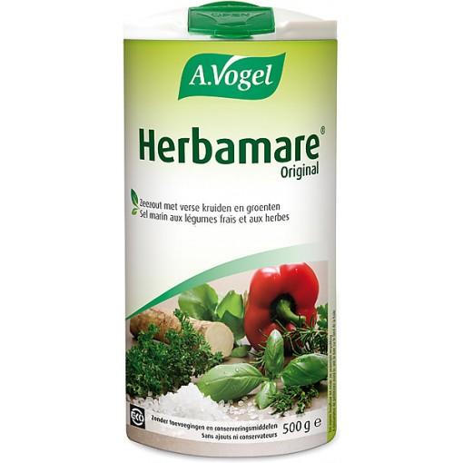 Herbamare Kruidenzout 500 gram van A. Vogel