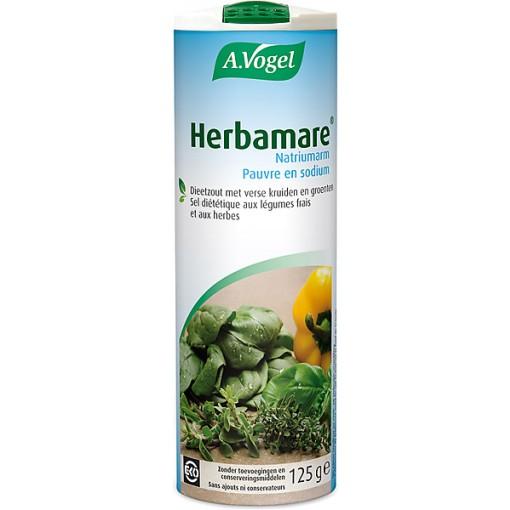 Herbamare Kruidenzout Natriumarm van A. Vogel
