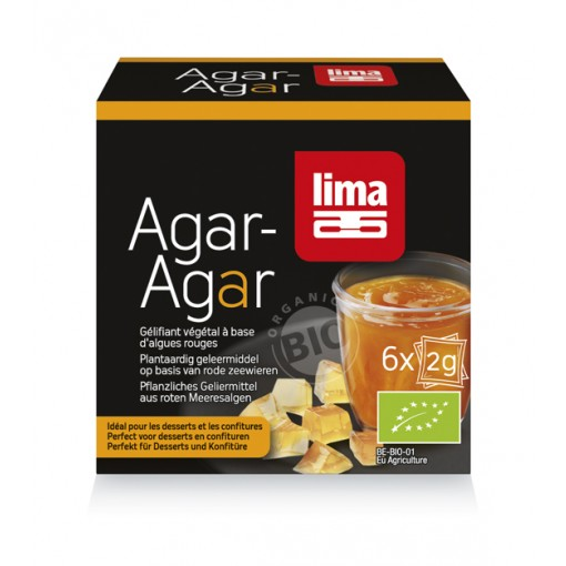 Agar-Agar van Lima