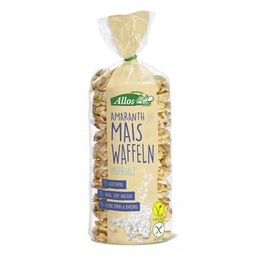 Amarant Mais Wafels Zeezout van Allos