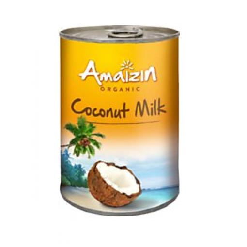 Kokosmelk 400 ml van Amaizin