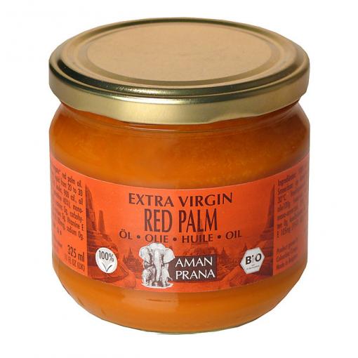 Rode Palmolie van Aman Prana